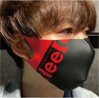 オリジナルマスク製作実績